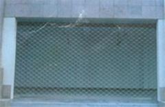 不鏽鋼網型卷閘門