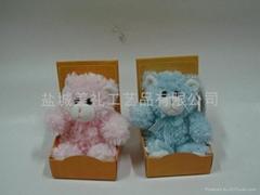 毛绒玩具熊