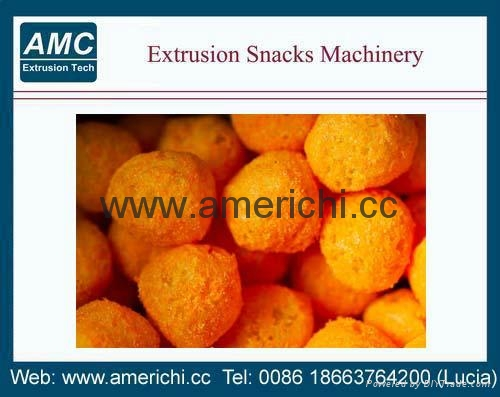 Cheese Puffs machinery