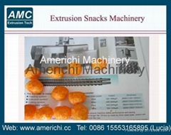 Rice/wheat/corn puffed machine