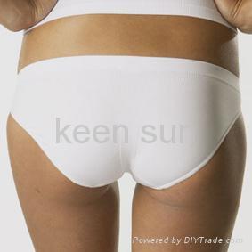 无缝短裤 1