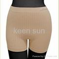 无缝束身裤 4