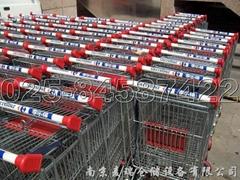 超市手推車