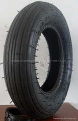 wheelbarrow tyre and tub