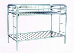 Sc4005 twin/twin metal bunk bed
