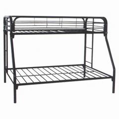 Sc4006 twin/full metal bunk bed