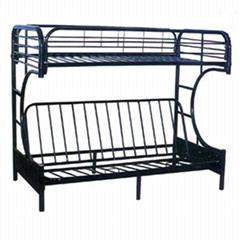 Sc4008 C-Futon metal bunk bed