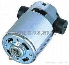 供应各种可换碳刷式电动工具马达