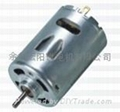 supply motor for hair drier