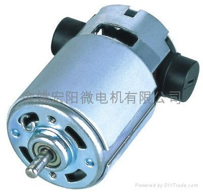 Supply electric dc motor for water pump hrs 365 390 450 for Dc motor water pump