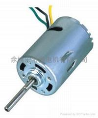 电动工具用双速电动机
