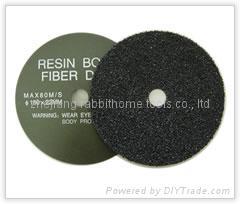 abrasive fiber disc 1