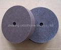 abrasive no woven wheel