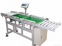在线式称重喷印输送装置
