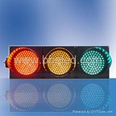 LED Traffic Light, LED Traffic Signal(JD200-3-3)