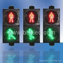 LED Pedestrian Lights, LED Pedestrian Signals(RX200-3-D1A)