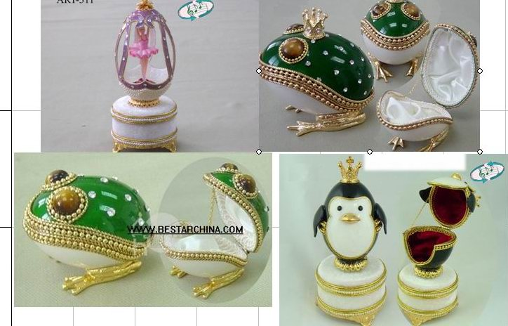 fancy egg handwork craft