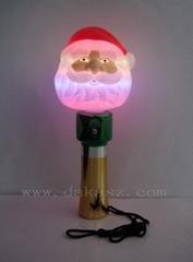 LED Flashing Spin Ball