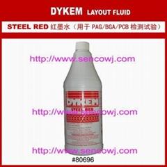 美国DYKEM红墨水用于PAG/BGA/PCB检测试验