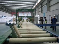 不鏽鋼管、銅管、鋁管行業用水平式纏繞包裝機