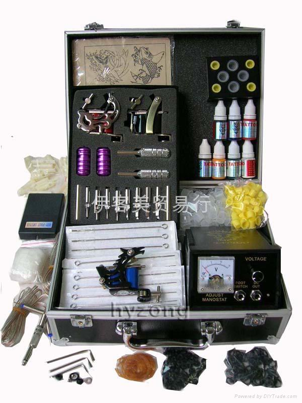 Sell Airbrush Tattoo Starter Kit Before you decide which tattoo kit to buy