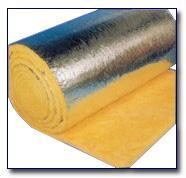 钢结构专用玻璃棉毡