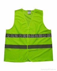 Safety Vest with Reflective Tape Reflective vests