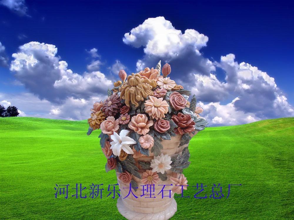 花盆 石盆 花缽 1