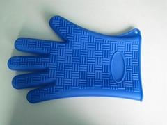 silicone  oven mitt(grabber)