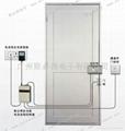 用電話遠程控制器構建高安全性,高可靠性電子門鎖 2