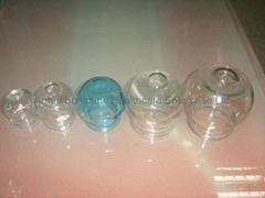 glass cupping jar