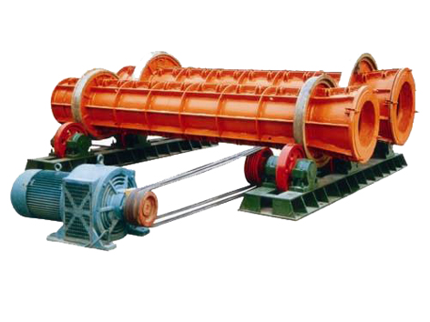 水泥制管機 1