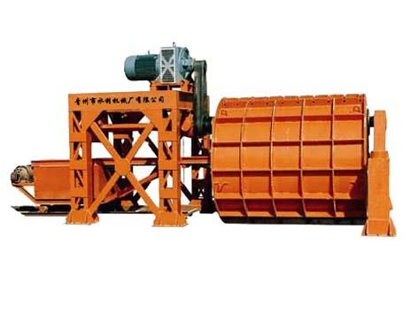 XG 系列懸輥水泥制管機 1