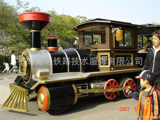 专业提供观光小火车,单轨高空电动火车