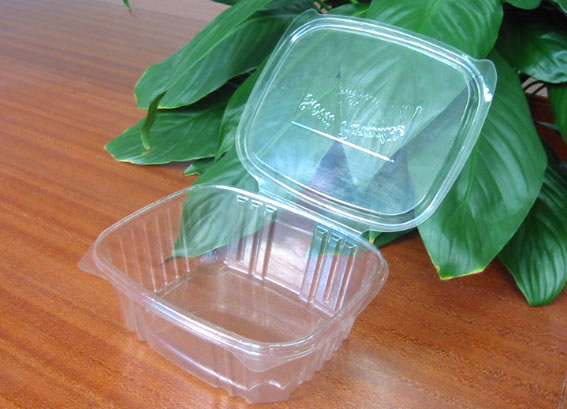 Bakery Plastic Cake Containers