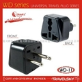 2013 Hot Selling 10 Ampere Multi Socket Plug for Swiss Hotel Accessories