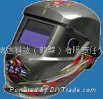 自动变光电焊帽