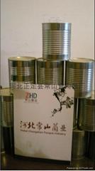 canned reishi mushroom