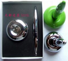 Magnetic suspension pen