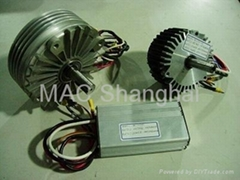 MAC pump motor, mower motor, high torque motor