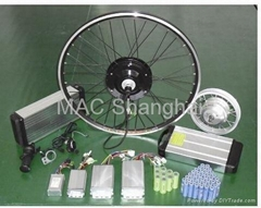 MAC electric bicycle motor, ebike kit