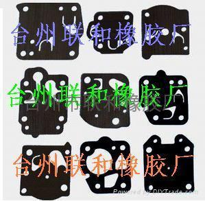 汽油机化油器橡胶膜片 1