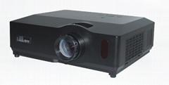 高清KTV家用LED投影機