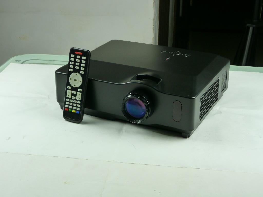 高清KTV家用LED投影機 3