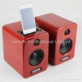 HF-2003, Bookshelf Speaker for iPod/iPhone