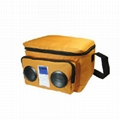 ACB-012 Cooler Bag Speaker on Your Bike for Outing, Portable Speaker