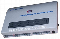 集团电话交换机 rcom-160i