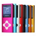 4GBNano 4G Style MP4 Player - 8 Colors Available(KLY288)