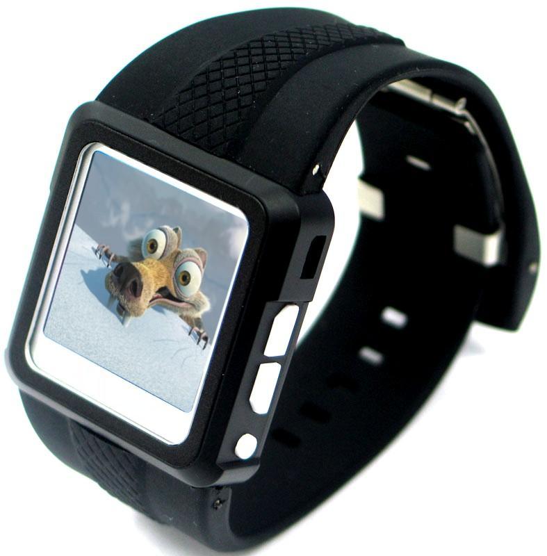 MP4 Wrist Watch