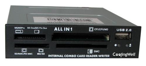 "3.5""Internal Card Reader  1"